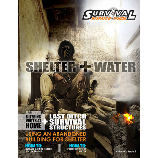 Shelter and Water Survival Guide PDF