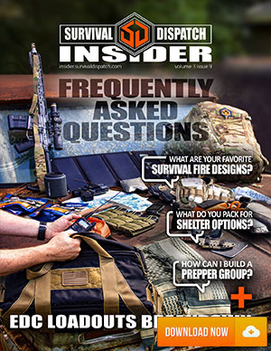 all of the survival gear you need and have questions about