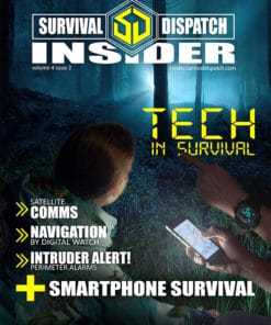 survival dispatch insider volume 4 issue 2 technology survival guide cover