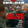 SD Insider On The Move Cover with Woman in car watching missile strikes