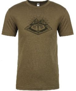 Ready For Anything T-Shirt OD Green