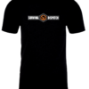 Survival Dispatch T-Shirt Pure Black